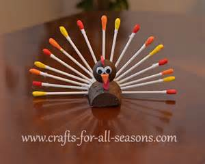 Thanksgiving Craft For Adults Q Tip Turkey