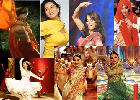 theme music bollywood madhuri dixit s life in pics debut hit movies filmfare