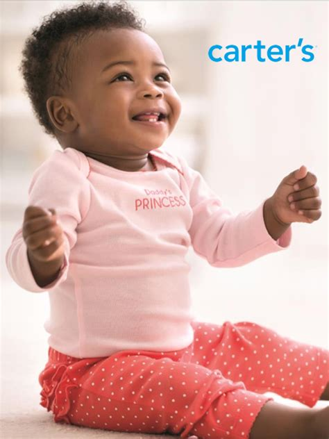 carter s how to be a baby model for carters how to