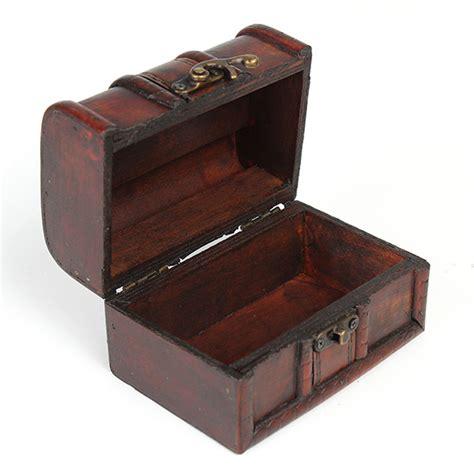 vintage wooden jewelry box antique storage organizer