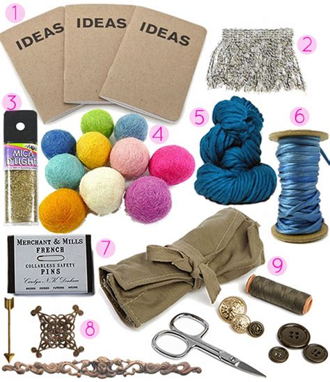 2013 gift guide 20 diy gifts for your favorite crafter