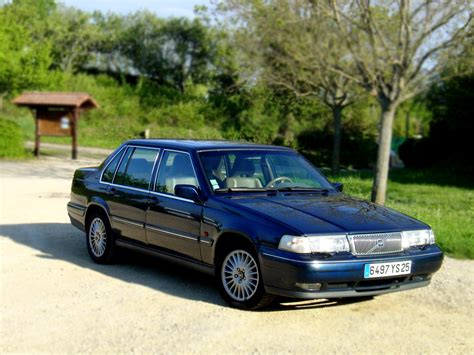 old car manuals online 1997 volvo 960 parking system volvo 960 information and photos momentcar