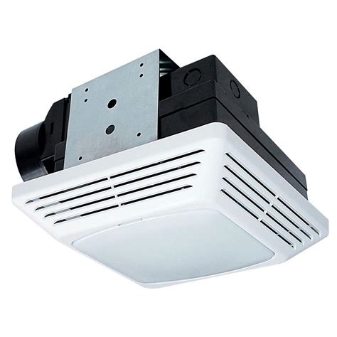 high cfm bathroom fan air king high performance 50 cfm ceiling exhaust bath fan
