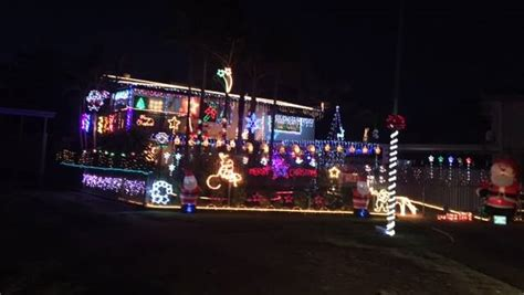 christmas lights run the north west star