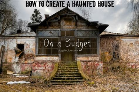 Haunted House Decor by 25 Best Ideas About Haunted House Decorations On