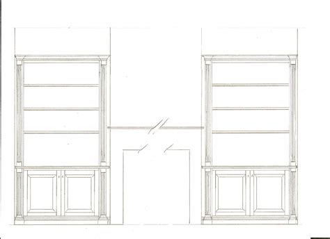 Draw Shelf by A Cabinetmakers Web Site