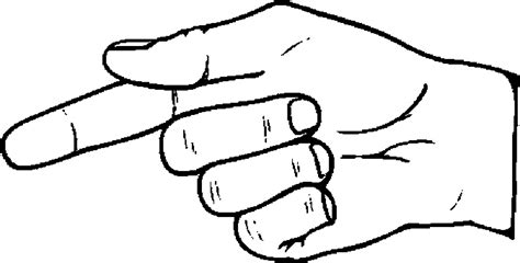 middle finger up coloring coloring pages