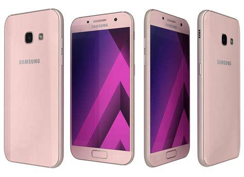 Samsung A3 Warna Pink samsung galaxy a3 2017 all colors 3d model max obj 3ds fbx wrl wrz cgtrader