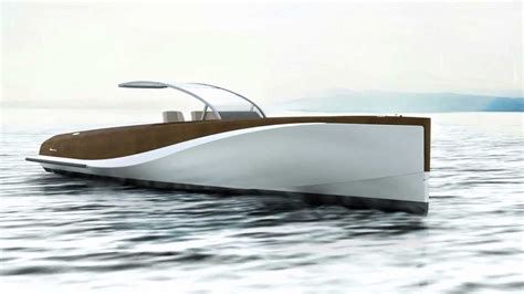 electric runabout boat electric runabout by juri karinen youtube