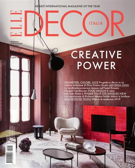 elle decor italia maggio  magazine   digital