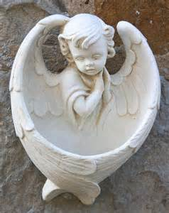 angel font garden ornament garden ornaments online