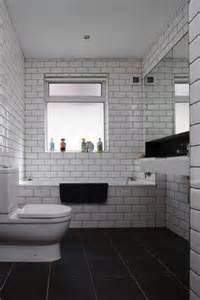 Bathroom Floor Tile Grout 26 White Bathroom Tile With Grey Grout Ideas And Pictures