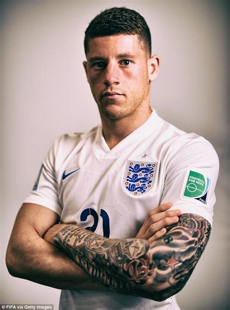 england s world cup 2014 photo shoot reveals young stars