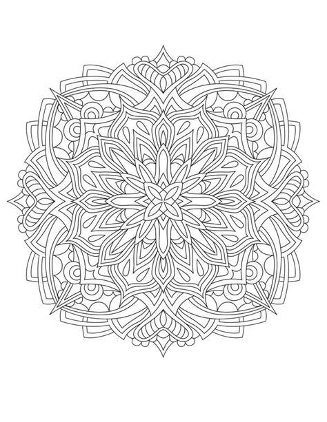 mandala design coloring book volume 1 4037 best images about printable mandalas on