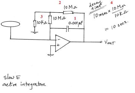 active integrator circuit active integrator circuit 28 images sawtooth generator 3 transistors behaviour page 2