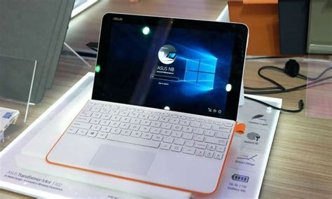 Asus Mini Laptop Specs asus transformer mini set to compete with surface 3