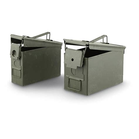 ammo storage containers 100 waterproof u s surplus ammo cans great