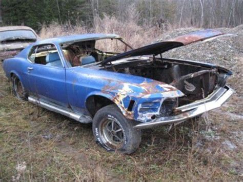 purchase   ford mustang boss  project car