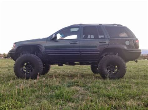 2000 Jeep Wj Sell Used Lifted 2000 Jeep Grand 4x4 Limited