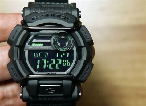 Casio Gd 400mb 1 casio g shock gd 400mb 1 indowatch co id