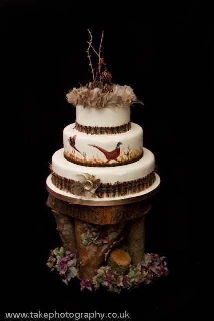 pheasant shooting cake cakes shooting and cakes