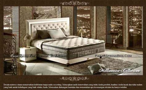 Kasur King Koil Imperial Suite harga americana bed termurah di indonesia americana millionaire collection