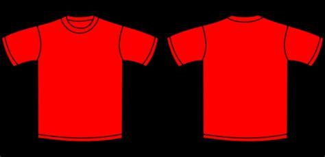 red t shirt layout red tshirt clip art design download vector clip art online