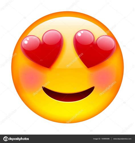 imagenes de smile love emoticonos de amor de la sonrisa vector de stock