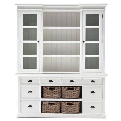 tall living room cabinets tall wooden hutch buffet glass china dining living