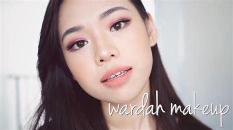 wardah one brand makeup tutorial review 2018 molita