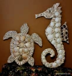 Seashell Decorations Home by Seashell Bathroom Decor Home Indoor And Outdoor Ideas