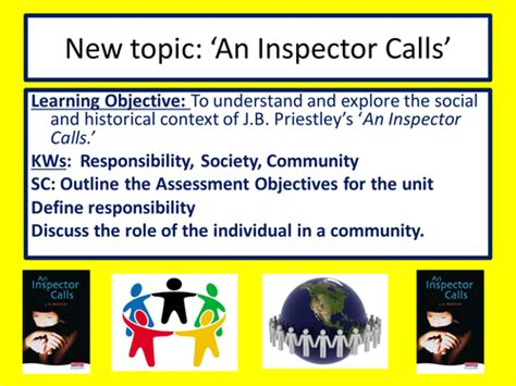 an inspector calls themes resources ybibi profile tes