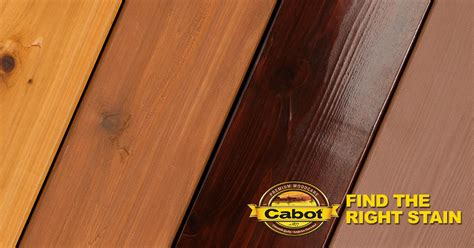 cabot stain colors wood projects stain products interior exterior