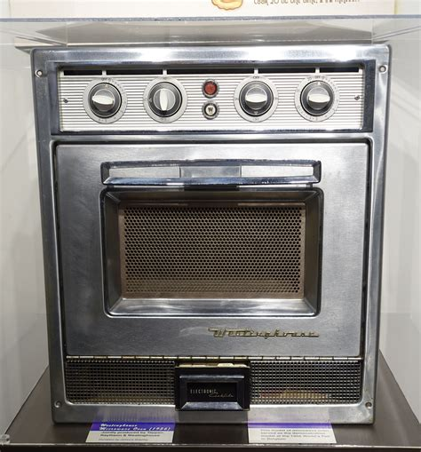 Microwave Oven National file westinghouse microwave oven 1956 jointly produced