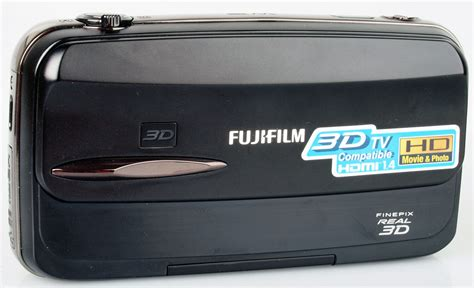 fuji 3d fujifilm finepix real 3d w3 digital review