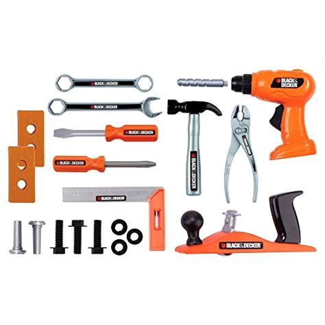black decker the book of home how to complete photo guide to home repair improvement books tool set play tools black pretend decker kit
