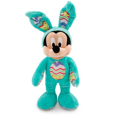 disney finds mickey mouse easter plush