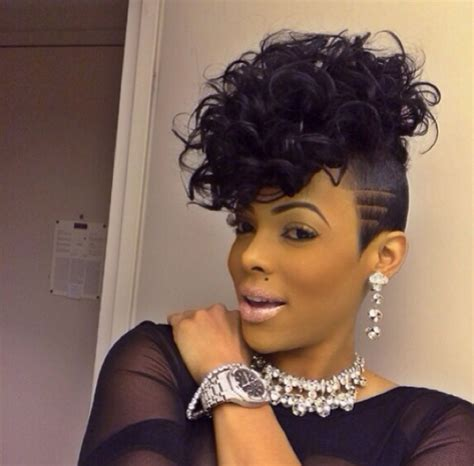 haircuts for black hair 50 best black women short hairstyles keyshia cole short