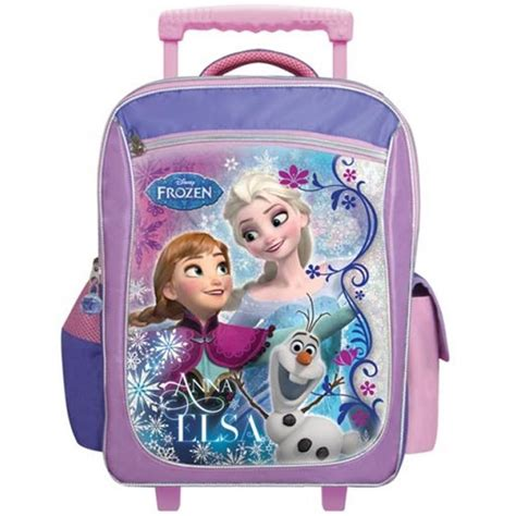disney frozen school trolley bag kedai cadar