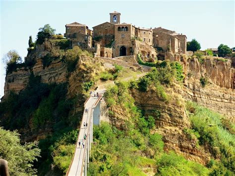 civita di bagno regio civita di bagnoregio italy one of the top day trips from