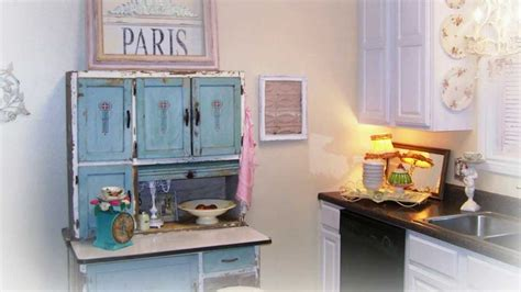 cool shabby chic kitchen design ideas