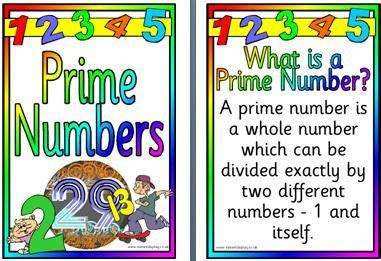 printable prime number poster numeracy resources free maths posters numberlines and