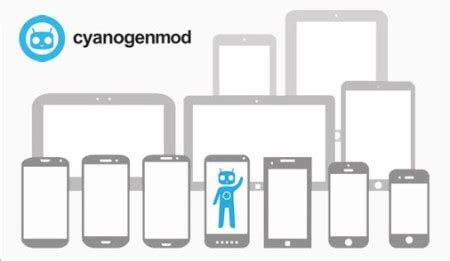 install cyanogenmod rom on android with installer app (no