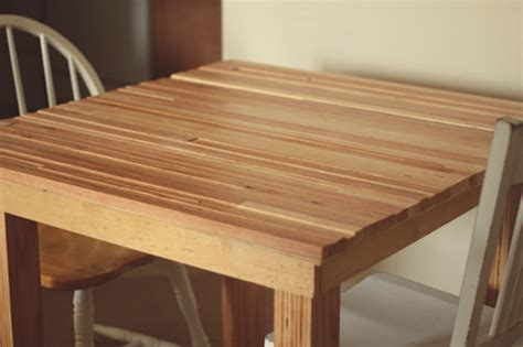 always rooney handmade kitchen table