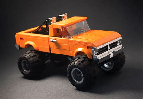 lego ford truck lego ford f 250 1975 lego lego ford and legos