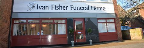 ivan fisher funeral homes
