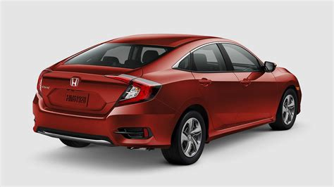 2019 Honda Civic by 2019 Honda Civic Coupe And Sedan Paint Color Options