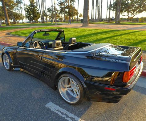 E36 Lambo Doors by This Bottom 1989 Bmw E30 Has An E36 M3 Engine Lambo