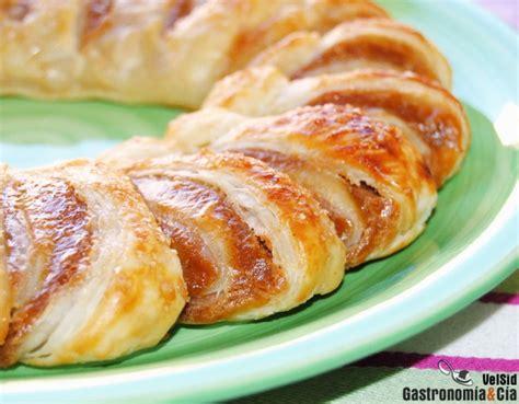 recetas saladas con hojaldre doce recetas con hojaldre dulces gastronom 237 a c 237 a