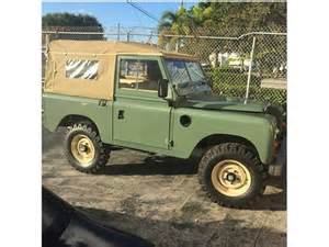 classifieds for classic land rover series iii 4 available